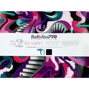 BaByliss Pro Limited Edition Holiday Box No.2 Red Carpet  - 2000 Watt Dryer & 1