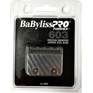 BaByliss Pro By Forfex 603 Japanese Steel Replacement Blade Fits FX673 #FX603