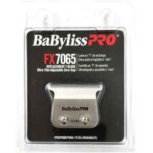 BaByliss Pro Ultra Thin Adjustable Zero Gab Replacement T-Blade Fits FX765 (Original FX) #FX7065