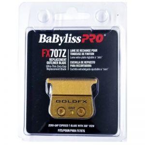 BaByliss Pro Ultra-Thin Zero-Gap Replacement Outliner Blade Fits All FX787 Models #FX707Z