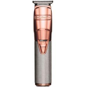 BaByliss Pro ROSEFX Metal Lithium Trimmer #FX788RG (Dual Voltage)