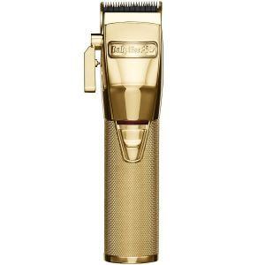 BaByliss Pro GOLDFX Metal Lithium Clipper #FX870G (Dual Voltage)