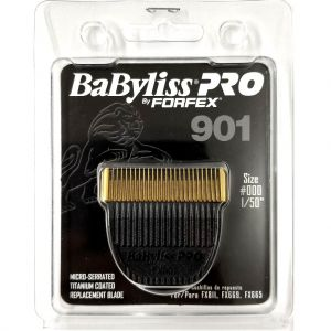 BaByliss Pro By Forfex 901 Titanium Coated Replacement Blade Fits FX811, FX669, FX665 #FX901