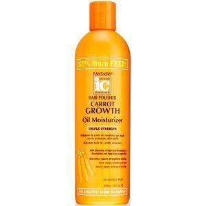 Fantasia IC Hair Polisher Carrot Growth Oil Moisturizer 12 oz