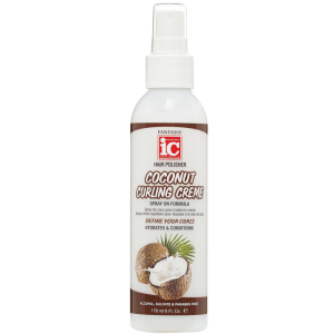 Fantasia IC Coconut Curling Creme Spray 6 oz