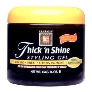 Fantasia IC Thick 'n Shine Styling Gel 16 oz