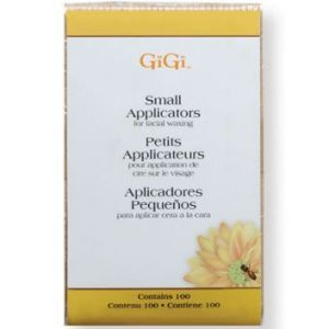 GiGi Small Applicators - 100 Pack #0400