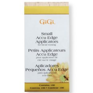 GiGi Small Accu Edge Applicators - 100 Pack #0430