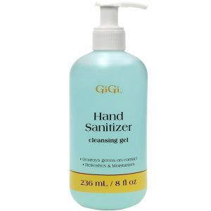 GiGi Hand Sanitizer with Pump 8 oz