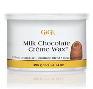 GiGi Milk Chocolate Creme Wax 14 oz #0251