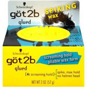 got2b Glued Spiking Wax - Screaming Hold 2 oz