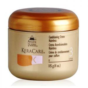 Keracare Conditioning Creme Hairdress 4 oz