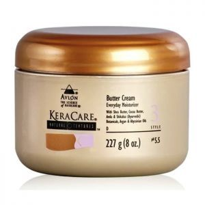 Keracare Natural Textures Butter Cream 8 oz