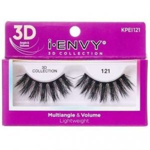 Kiss i-ENVY 3D Collection Multiangle & Volume Eyelashes #KPEI121