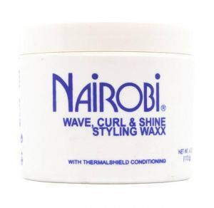 Nairobi Curl & Shine Styling Wax 4 oz