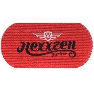 Nexxzen Hair Grippers 2 Pack - Red / Black #NZHG-RDBK