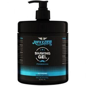 Nexxzen Shaving Gel Poseidon - Extreme 32 oz #NZS032-PE
