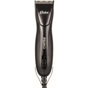 Oster Primo Heavy Duty Detachable Blade Clipper with Protective Coating Detachable #000 & #1 Blades #76175-310