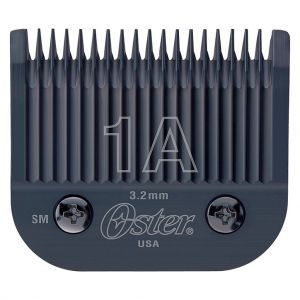 Oster Detachable 1A Blade Fits Titan, Turbo 77, Primo, Octane Clippers #76918-706