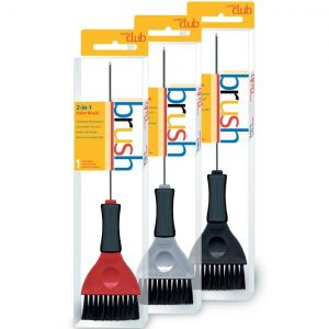 Product Club 2-in-1 Color Brush - Black #CB2IN1-B