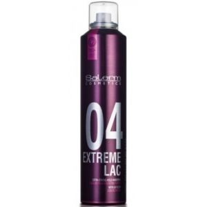 Salerm Pro Line Extreme Lac Extra-Strong Hold Hairspray 8.4 oz