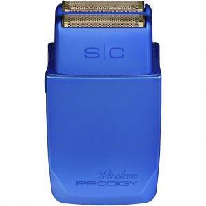 Stylecraft Wireless Prodigy Shaver with Wireless Charging - Blue #SCWPFS