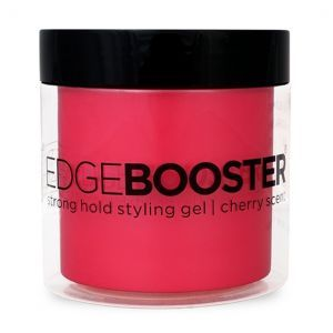 Style Factor Edge Booster Strong Hold Styling Gel - Cherry 16.9 oz