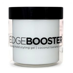 Style Factor Edge Booster Strong Hold Styling Gel - Coconut Banana 16.9 oz