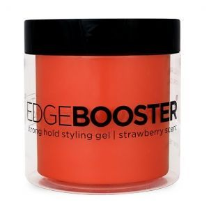 Style Factor Edge Booster Strong Hold Styling Gel - Strawberry 16.9 oz