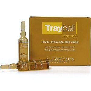 Alcantara Traybell Cytokines Stop Hair Loss Tonic Amples 0.3 oz - 6 Vials