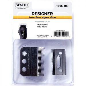 Wahl Designer 1mm-3mm Clipper Blade For Designer, Cordless Designer, Pilot, Vacuum, Sterling 4, Sterling 1 Plus #1005-100