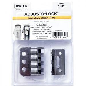 Wahl Adjusto-Lock 1mm - 3mm Clipper Blade For Senior, Designer, Sterling 4, Sterling 1 Plus #1005
