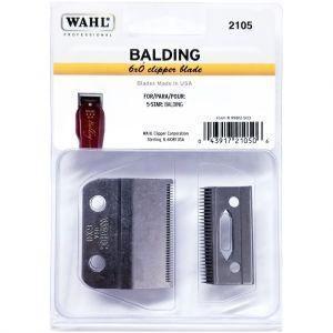 Wahl Balding 6X0 Clipper Blade For 5 Star Balding Clipper #2105