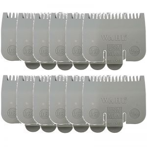 Wahl Color-Coded Clipper Guide #1/2 #3137-101 - 12 Pack