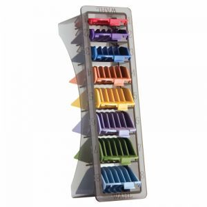 Wahl 8 Pack Cutting Guides with Organizer - Assorted #3170-400