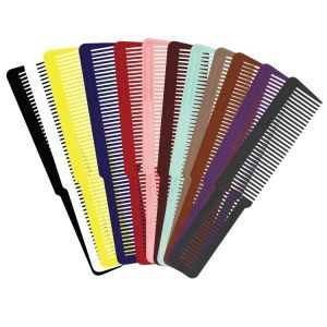 Wahl Assorted Colored Styling Combs 12 Pack #3206-200