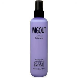 Style Factor Wigout Leave-In Detangler - Sunset 8.8 oz